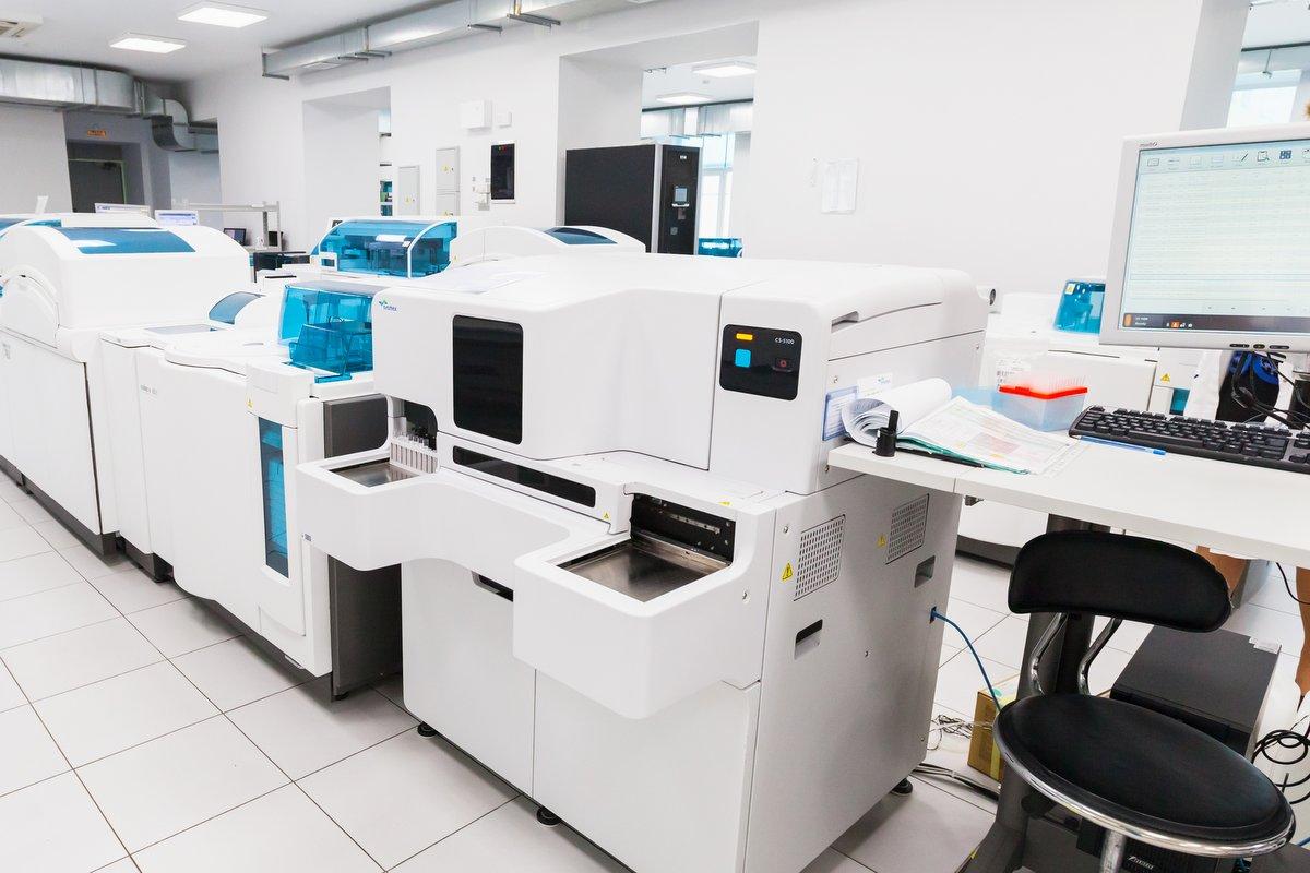 Laborator<br/>Clinic