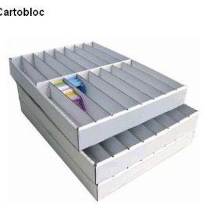Cartoblock - arhiva din carton