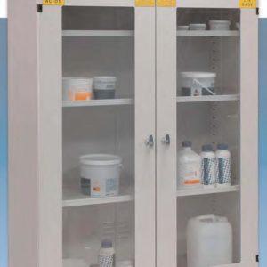 Dulap aspirat pentru pastrare probe histologice (L=700, 1000, 1200mm)