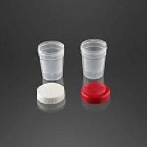 Containere urina 30, 60, 120 ml, sterile/ nesterile