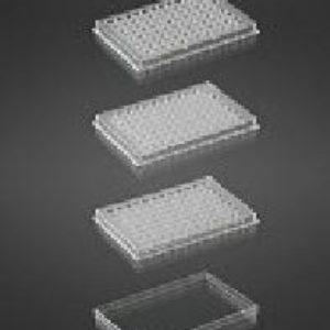 Microplaci 96 godeuri , fund U/ V/ plat, sterile/ nesterile