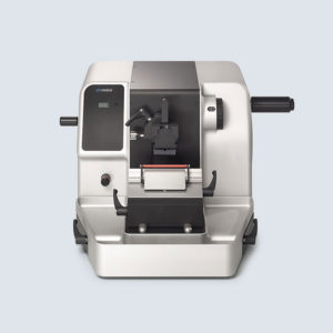 Microtom manual rotativ- model pfm 3004M (cu suport standard pentru casete si/sau suport pentru blocuri)