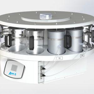 Procesator tip carusel, capacitate max 255 casete, model ATP200