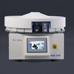 Automat carusel pentru colorare lame - model AUS124