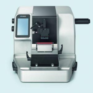 Microtom automat rotativ- model pfm 3005E (cu suport standard pentru casete si/sau suport pentru blocuri)