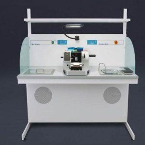 Banc de lucru pentru microtom - model TMB