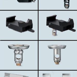 Accesorii pentru microtoamele pfm
