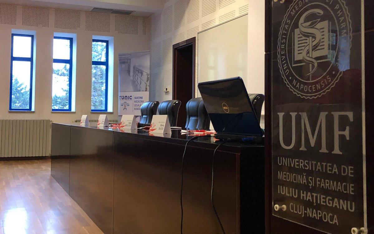 Conferința Clujeană de Medicină Legală ediția a II-a, 26-29 septembrie 2019 (3)
