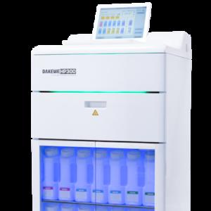 Procesator de tesuturi automat HP300